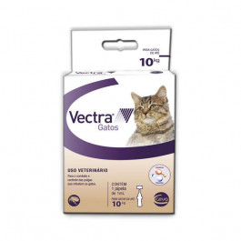 AntiPulgas e Carrapatos Vectra para Gatos - Ceva