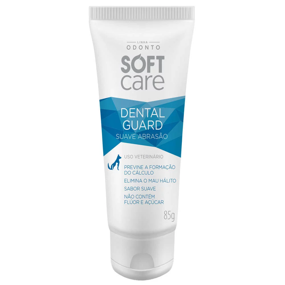 Creme Dental para Cães e Gatos - Dental Guard