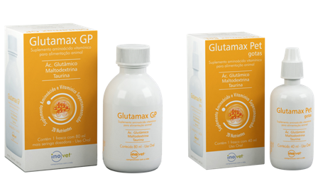 Glutamax GP 40ml e 80ml