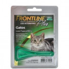 Frontline Plus para Gatos - Antipulgas e Carrapatos