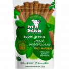 Petisco Super Greens Sticks Pet Delícia para Cães 120g