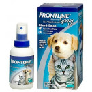 Frontline Spray 100ml - AntiPulgas e Carrapatos