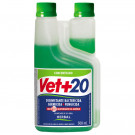 Desinfetante Vet+20 Bactericida Concentrado Herbal - 500ml