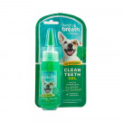 Gel Dental Fresh Breath Tropiclean para Cães e Gatos 59ml