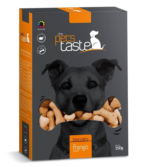 Biscoito The Pet's Taste Frango