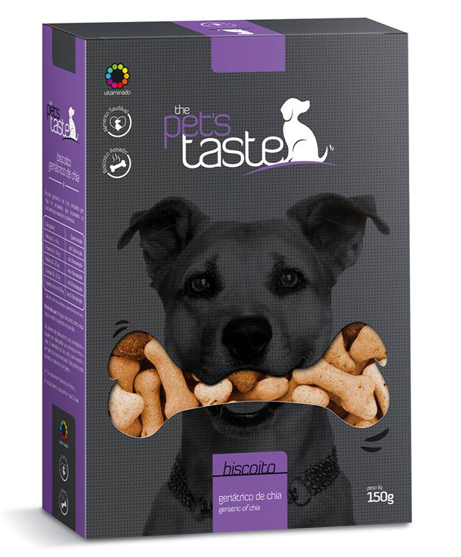 Biscoitos The Pet's Taste Geriátrico